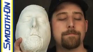 Lifecasting Tutorial: How To Make A Mold Of Your Face With Alginate