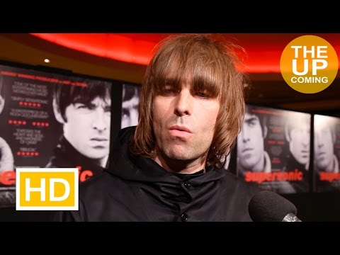 Supersonic: Liam Gallagher interview on solo album, Oasis, Noel Gallagher