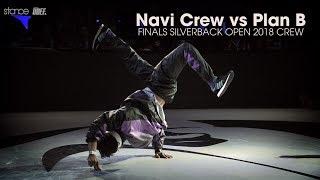 Navi Crew vs Plan B - Finał 3vs3 na Silverback Open 2018
