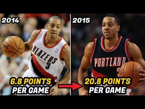 6 NBA Players That Had HUGE Scoring Leaps Over Their NBA Career