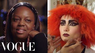 Makeup Artist Pat McGrath's Red Carpet Looks | Vogue