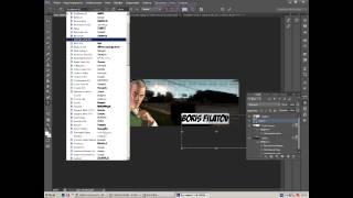 [Видео-урок #2] Создаем подпись для SAMP в PhotoShop CS6.