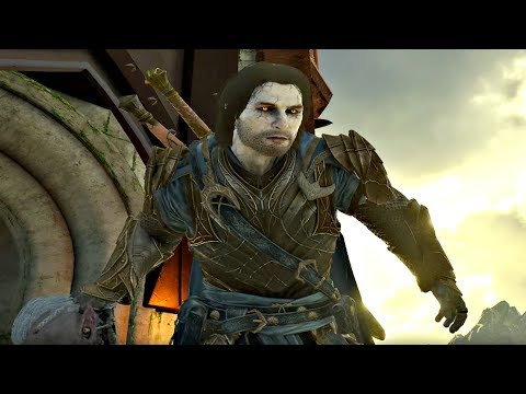 Shadow of War - Online Fortress Siege & Overlord Boss