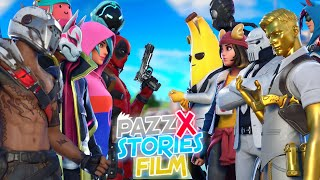 LE VERE ORIGINI DELL`AGENZIA 🎬 FILM COMPLETO 🎬 Fortnite Stories Pazzox