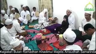 Qasidah Man Ana - Majelis Arraudhah Samarinda