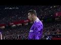 La polémica del Pizjuán de las protestas del Sevilla, al balonazo de Cristiano Ronaldo a Vitolo