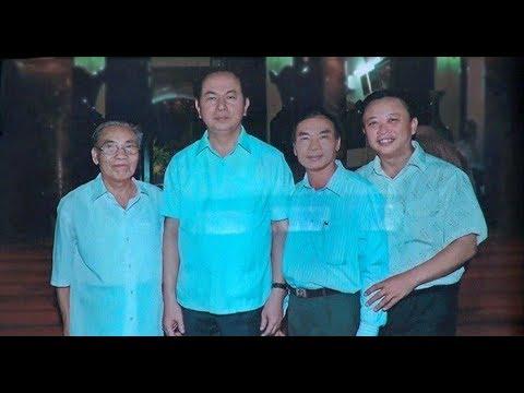 Hé lộ bí mật thời trẻ của Chủ tịch nc Trần Đại Quang qua ký ức thầy chủ nhiệm