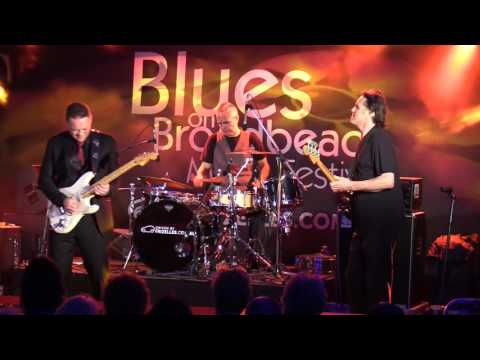 RAY BEADLE BAND @ BROADBEACH BLUES FEST(18-05-2017) HD