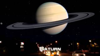 What if Other Planets Replaced Earths Moon  My Modern Met