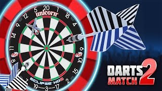 Darts Match 2 [Android/iOS] Gameplay (HD)