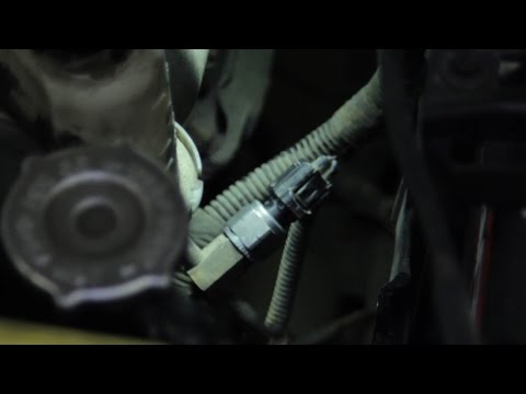 Standard Power Steering Pressure Switch Replacement on Dodge Durango  YouTube