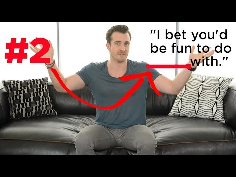 Thumbnail: 5 First Date Tips That Make Him Want You More (Matthew Hussey, Get The Guy)