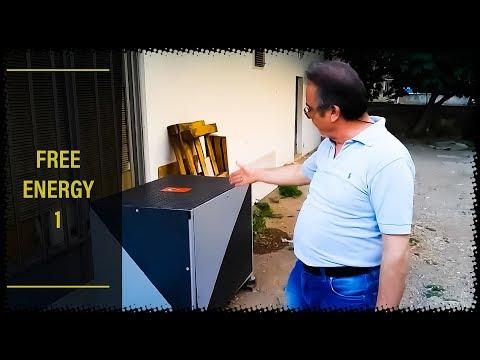 FREE ENERGY %100 SELF ENERGY TURKEY ANTALYA