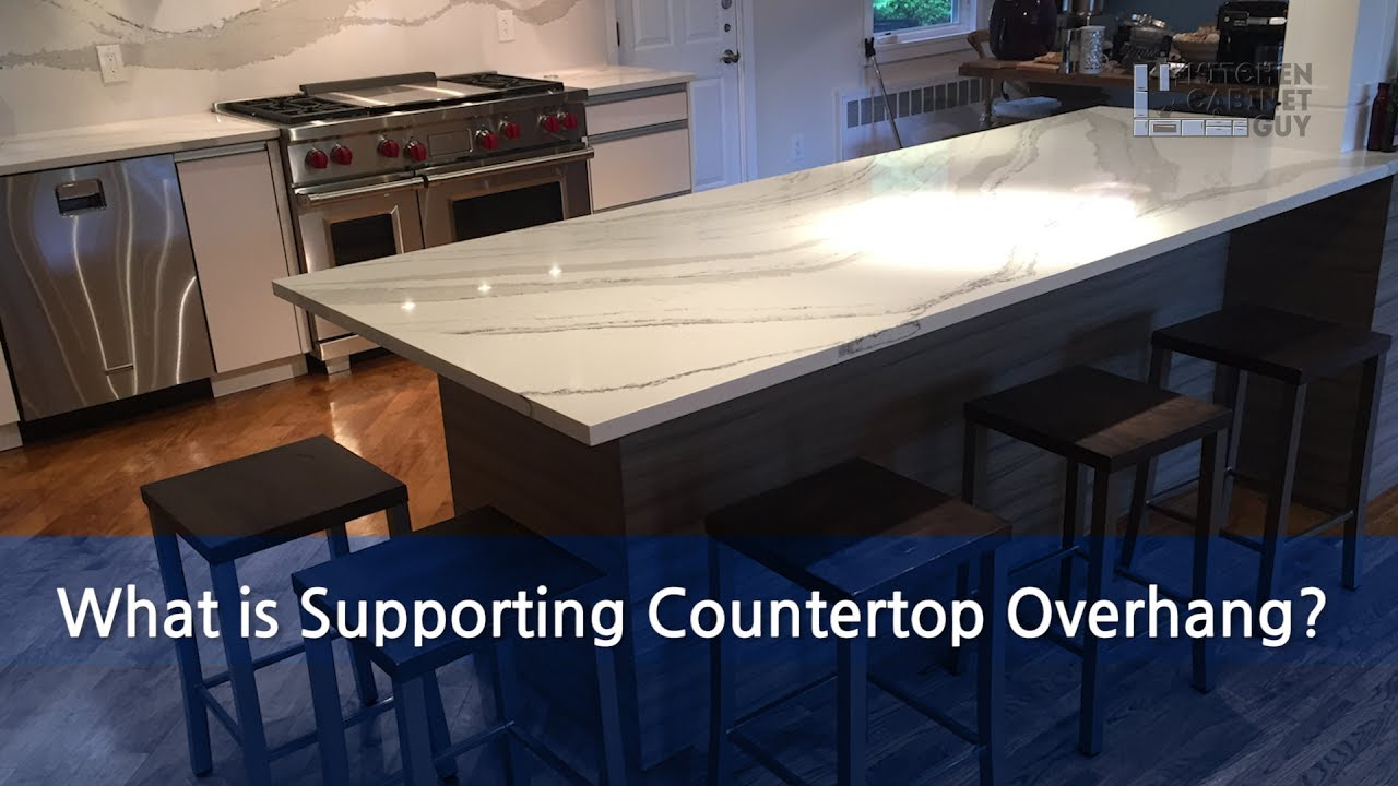 Counter Overhang