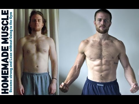 Bodyweight Exercise Transformation (NATURAL)