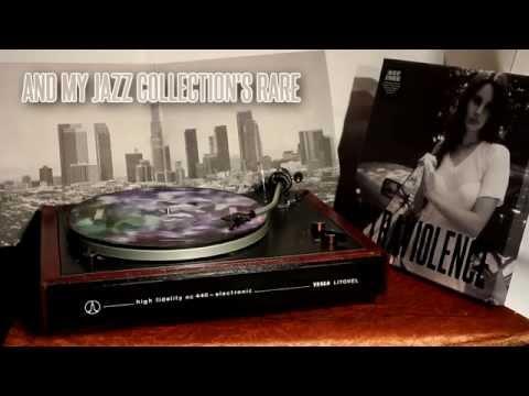 Lana Del Rey - ULTRAVIOLENCE - Brooklyn Baby ( Vinyl + Lyrics )