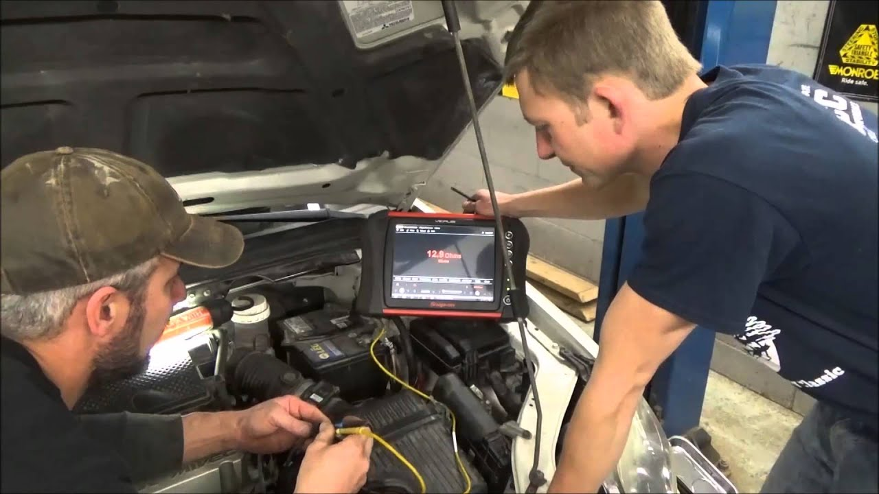 O2 Sensor No Activity Case Study 04 Mitsubishi Part1 Youtube Data Sensoroxygen Circuit Automotivecircuit