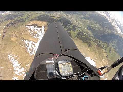 paragliding eiger