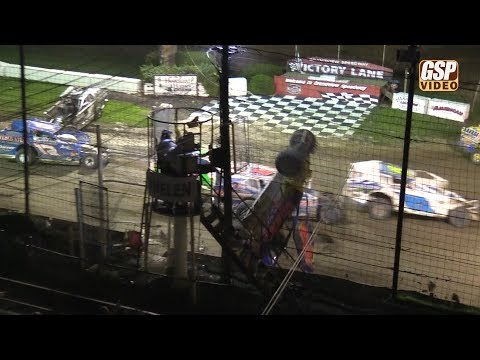 358 Modifieds - 8/4/2018 - Grandview Speedway