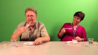 Non Jewish Teachers Try Jewish Food: Buzzed Parody