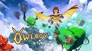 Greatest 2D Plat-former game ever?  Owlboy live stream!