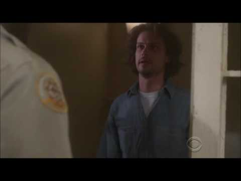 Criminal minds S12E18 THE END Reid drug causes problems in jail.