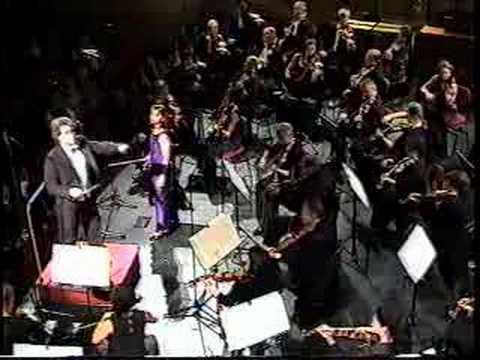 RICO SACCANI, conductor BEETHOVEN Violin Concerto (finale) Adele Anthony, violin