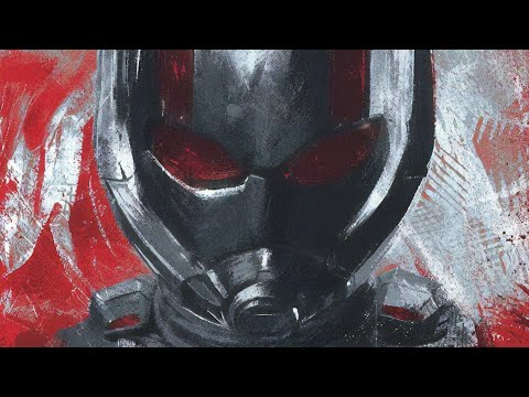 "Ant-Man - Fight/Abilities Compilation & Size Manipulation (+ ""Avengers: Endgame"") [IMAX® HD]"