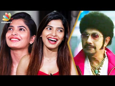 Sathyaraj sir asked for fitness tips : Sanchita Shetty Interview | Party Tamil Movie