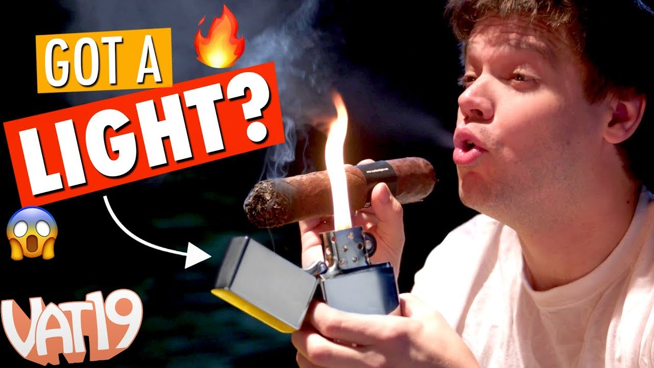 Crazy Jumbo Lighter with Huge Flame (real)