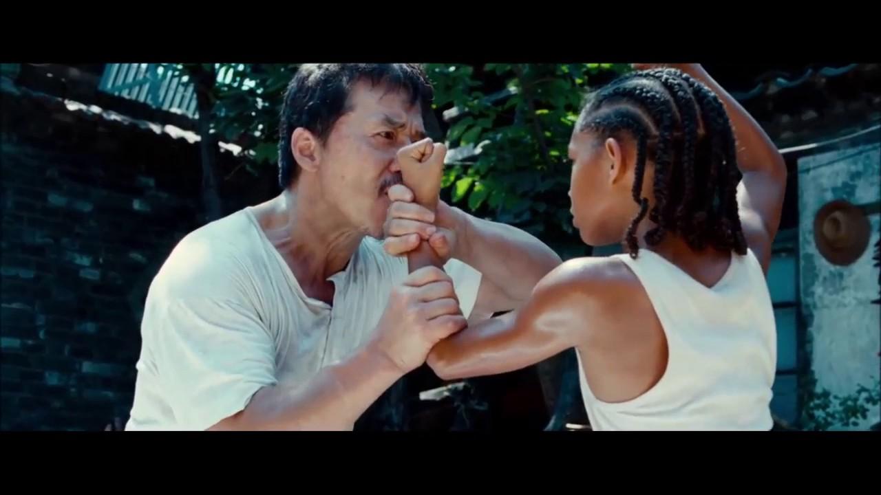 A Karate Kolyok Reszlet A Kung Fu Maga Az Elet Youtube