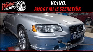 Totalcar Erőmérő: Volvo, ahogy mi is szeretjük