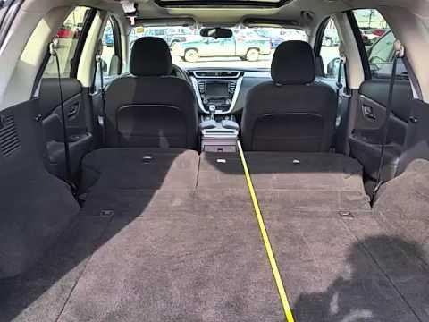Nissan Murano rear cargo Titan Automotive