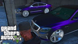 Impounded! GTA 5 Real Hood Life 2 #155