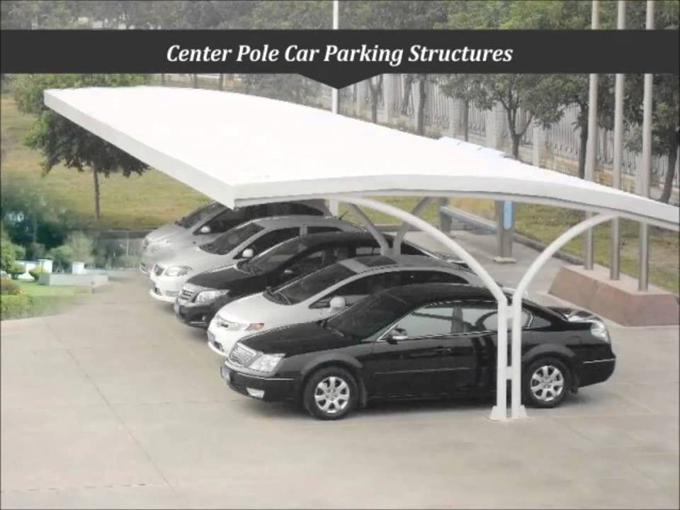 Miri Piri Best Tensile Car Parking Structures Manufacturers u0026 Suppliers Delhi India - YouTube & Miri Piri Best Tensile Car Parking Structures Manufacturers ...