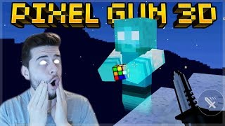 OMG!! SECRET CAMPAIGN WORLD 4 GHOST EASTER EGG FOUND IN THE GAME! | Pixel Gun 3D