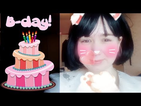 Birthday Stream - IRL! Part 1 - 30 minutes Karaoke cheer me up