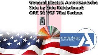 Amerikanischer Kühlschrank General Electric : Kühlschrank amerikanischerkuehlschrank de xc