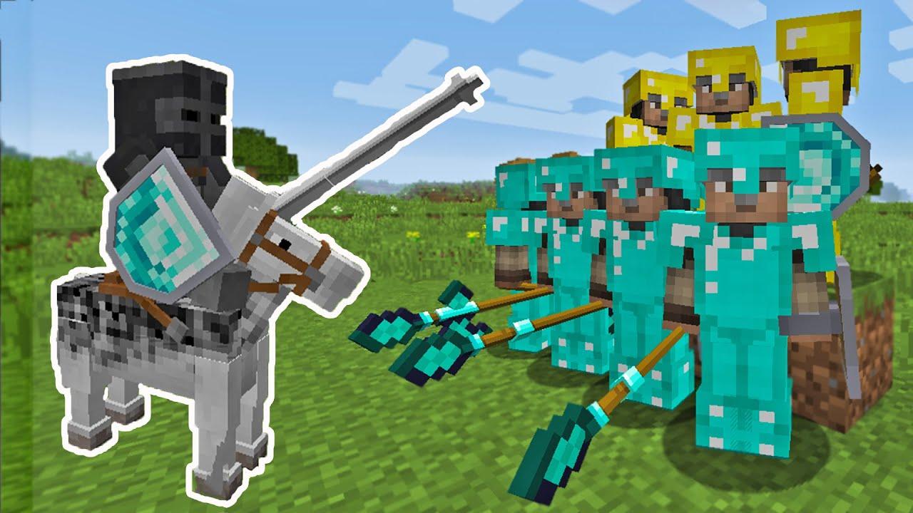 Minecraft Açılıp Kapan Kale Kapısı Nasıl Yapılır !? (MOD 'suz ve Komut Block 'sun) - 1.16.5