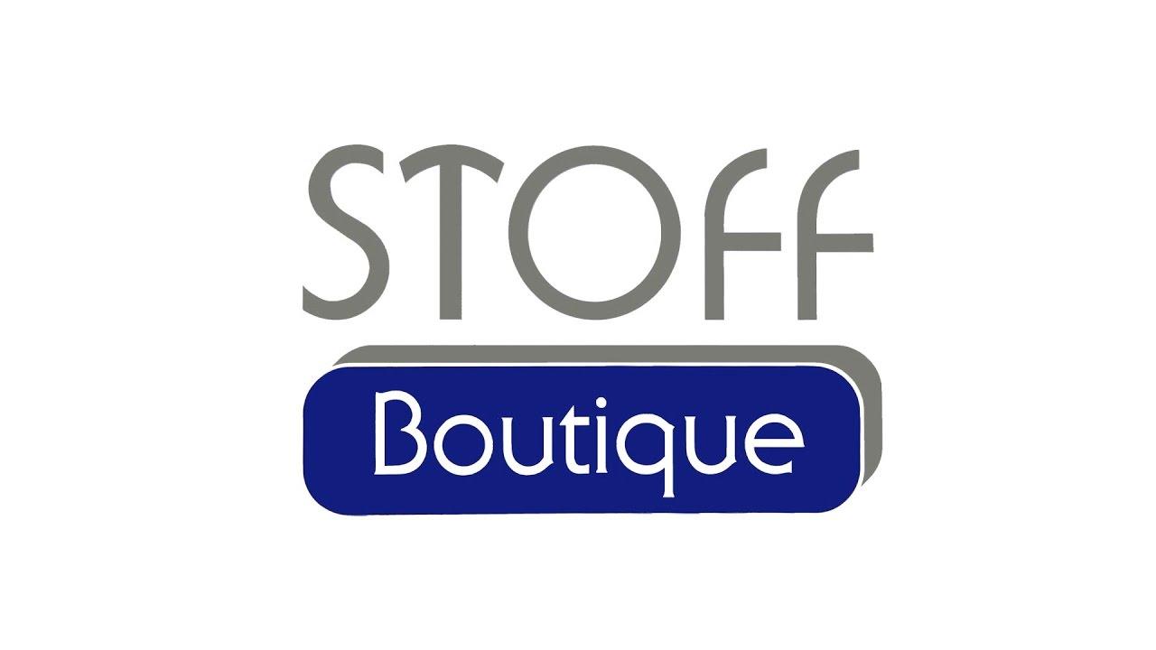 Ihr Stoffladen in Uster – Die Stoff Boutique - YouTube
