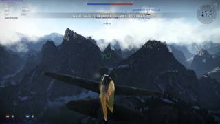 War Thunder: Воздушный Бой. #2 Напарники