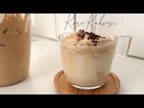 Evde Cappuccino Nasıl Yapılır ? Makinesiz Kahve Yapımı ☕️Bol Köpüklü Kahve Yapımı ☕️Kahve Recipe