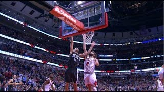 Lopez Brotherly Love: Brook Dunks on Robin | 12.28.16