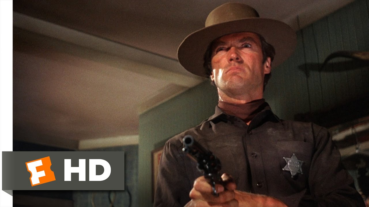 Hang 'Em High (5/12) Movie CLIP - You Better Look at Him (1968) HD (Video)