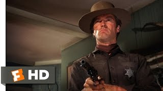 Hang Em High (5/12) Movie CLIP - You Better Look at Him (1968) HD