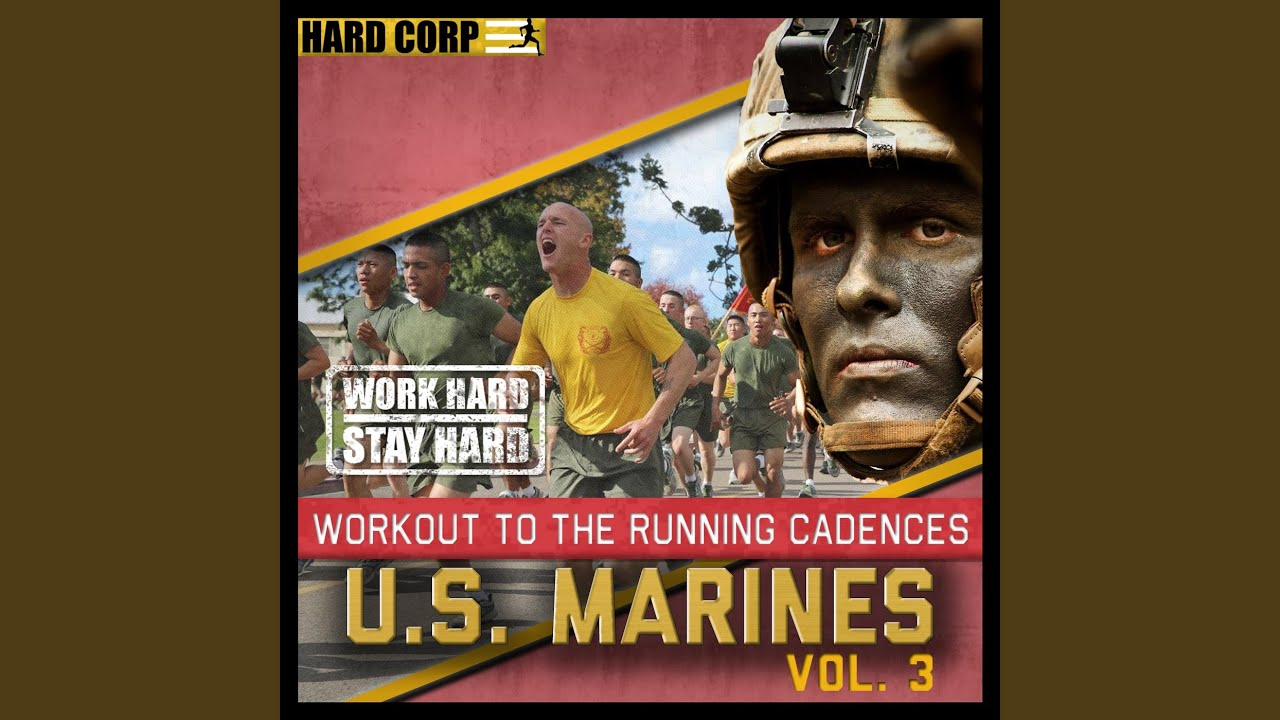 '1, 2, 3, 4, Marine Corps': Watch the new cadence the Corps created ...