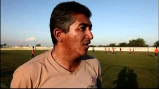 Entrevista de Wilton Bacelar (Bega) - Copa São Francisco de Base - Remanso - Bahia