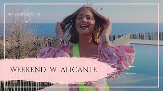 SPONTANICZY WEEKEND W HISZPAŃSKIM ALICANTE (Honorata Skarbek)