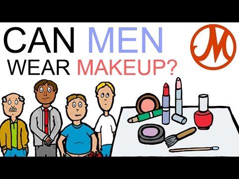Can Men Wear Makeup? | Jill Maurer