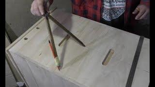 Геометрическая резьба по дереву для начинающих, уроки, эскизы, рисунки, инструмент, видео урок